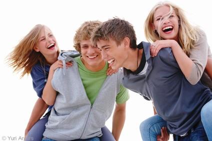 Une partie de l'adolescence américaine