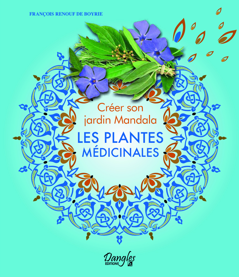 Cr er son jardin mandala les plantes m dicinales - Creer son jardin ...